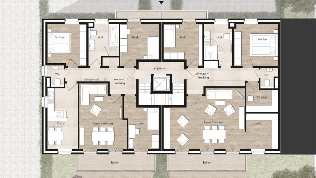 grundriss og krogmann t bben. Black Bedroom Furniture Sets. Home Design Ideas