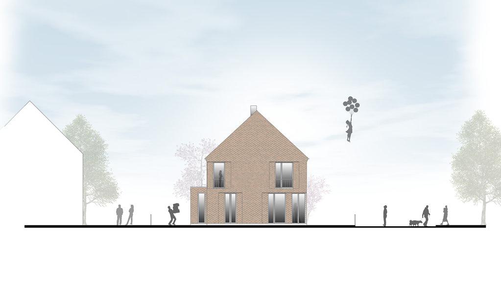 Ansicht Architektur ansicht krogmann többen