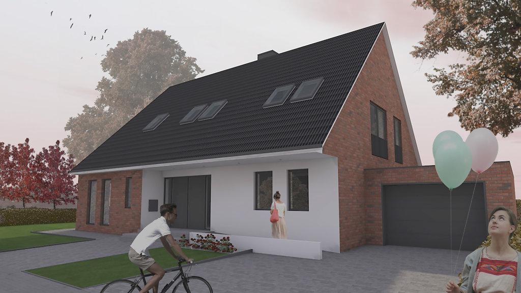 Einfamilienhaus H in Glandorf