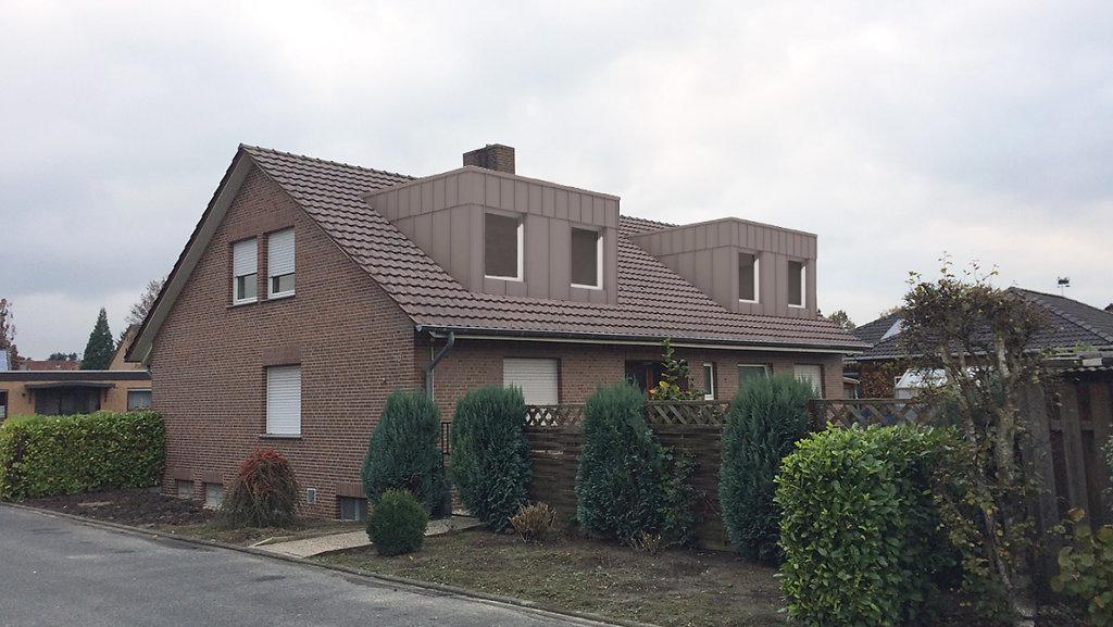Umbau eines Einfamilienhauses in Nordwalde
