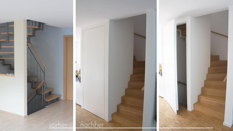 renovierung eines reihenhauses in m nster krogmann t bben. Black Bedroom Furniture Sets. Home Design Ideas