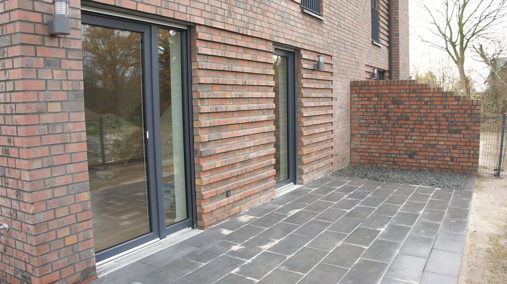 Detail-Fassade-Gartenseite