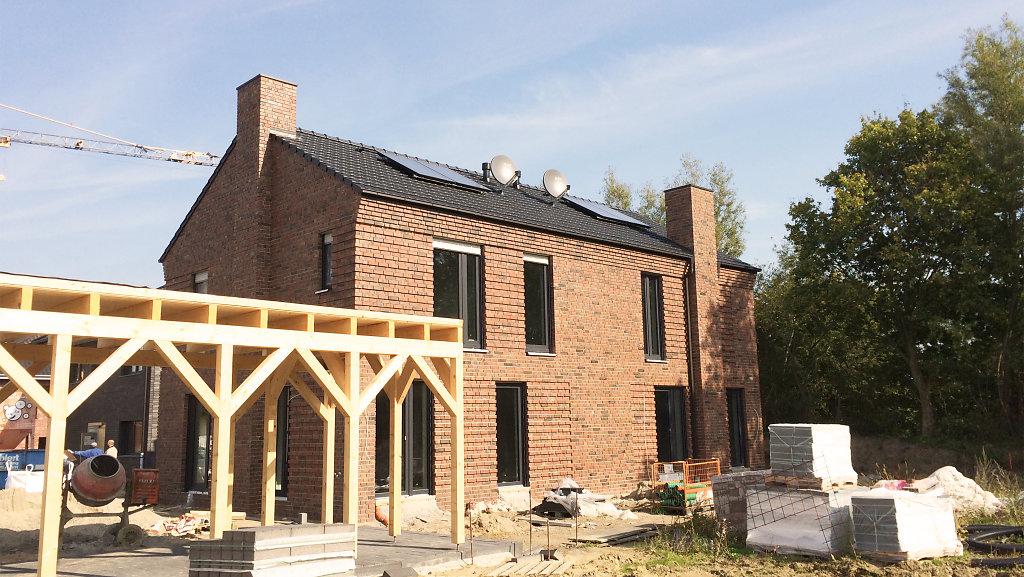 09.2017 - Doppelhaus