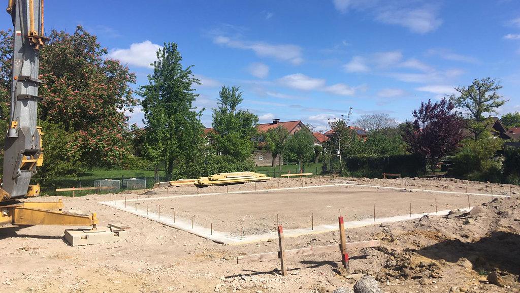 05.2019 Baustart am Ollenkamp