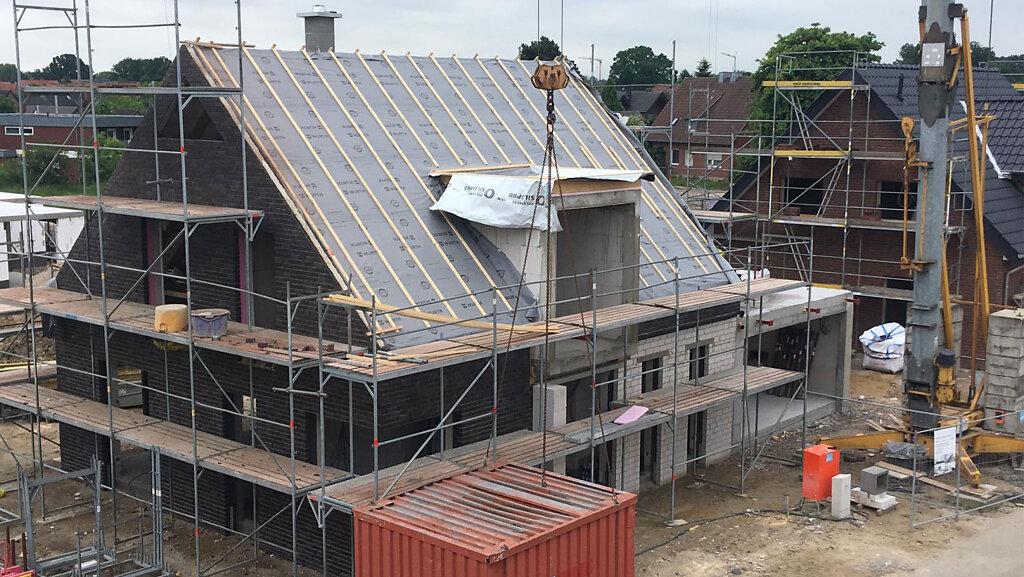06.2019 Haus L Baufortschritt