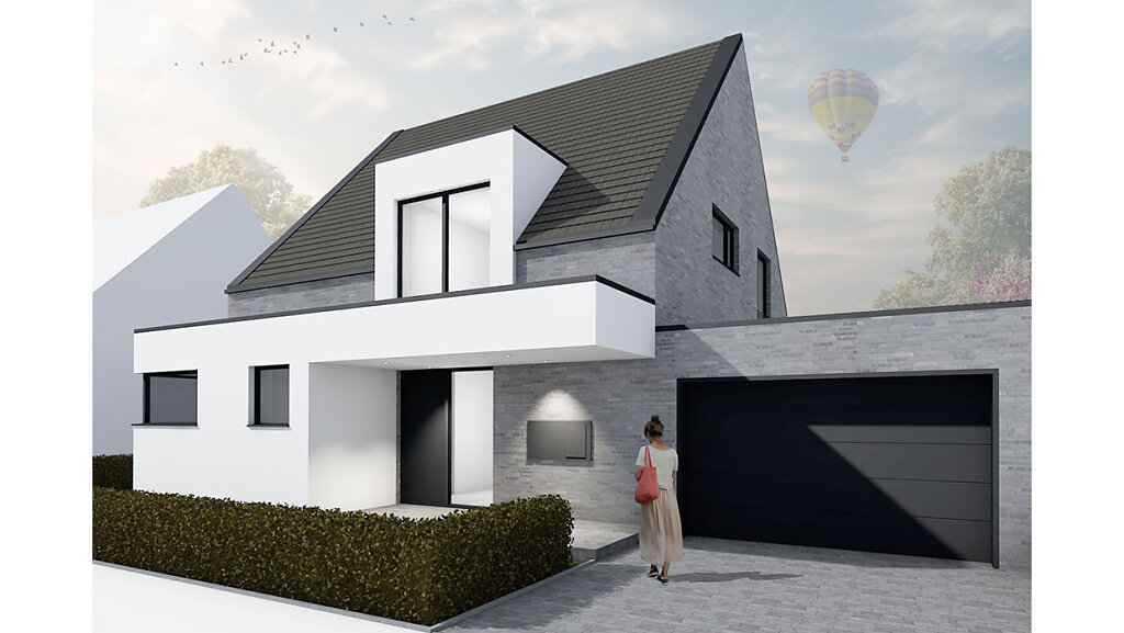 Einfamilienhaus - Haus C