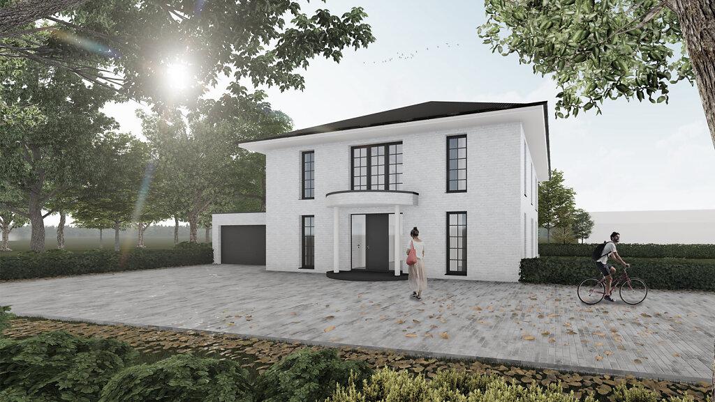 Haus Z - Eingang