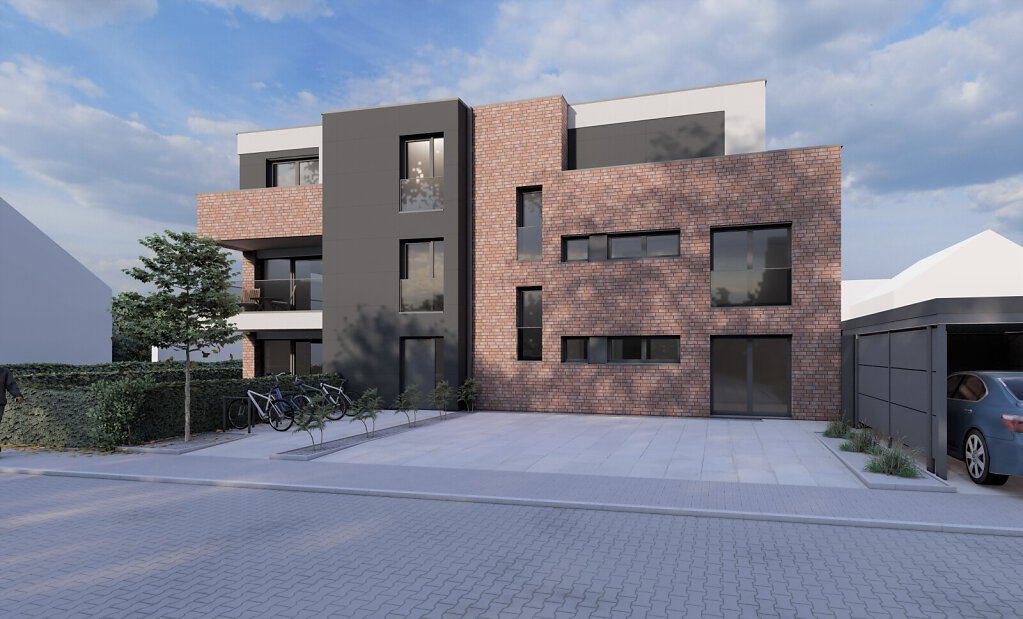 Mehrfamilienhaus B