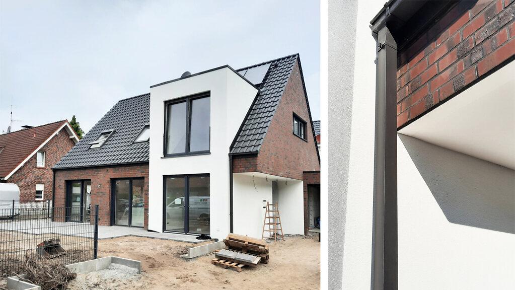 06.2021 Haus LA Baufortschritt
