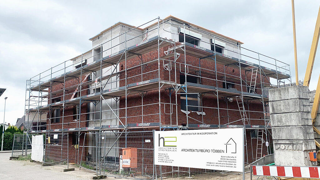 07.2021 - Mehrfamilienhaus B